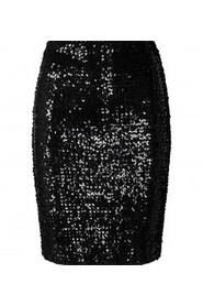 Davis Sequin skirt