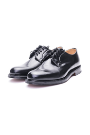 shannon leather derby shoes