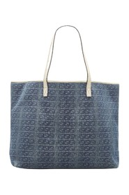 Interlocking G Canvas Tote Bag
