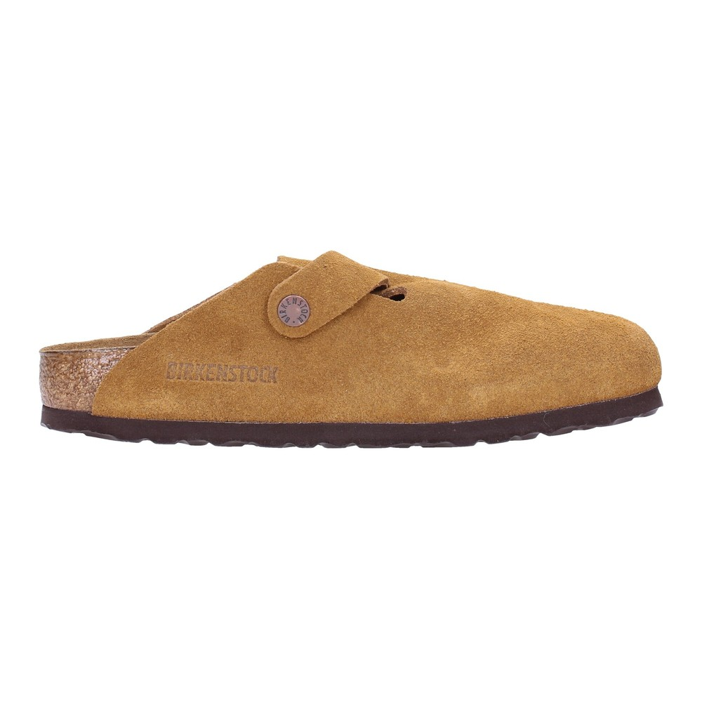 BROWN BOSTON SABOT | Birkenstock | Sandals | Men's shoes