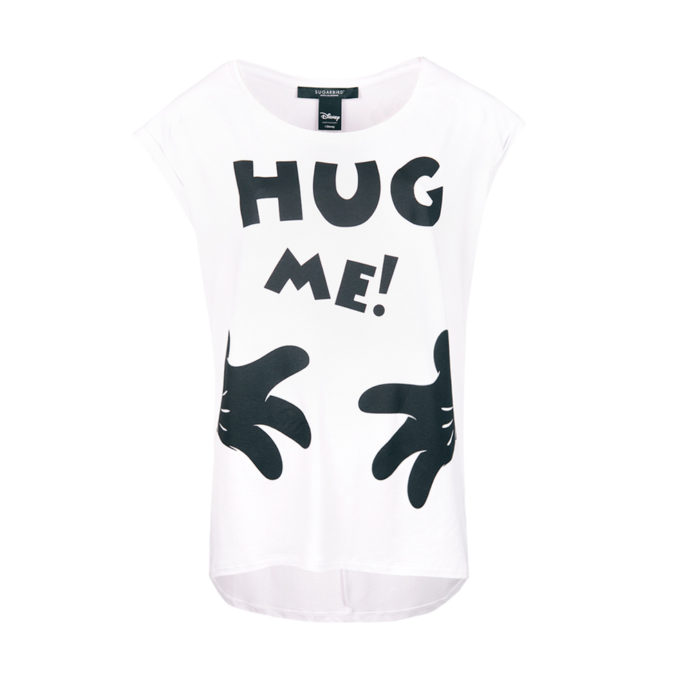 T-shirt Wax Hug Hug
