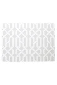 Placemats St Tropez Light Gray 4pack