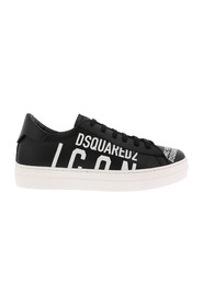 Icona Low Top Lace Tennis Sneak