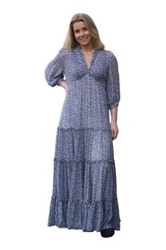 Delikat Semi Maxi Dress Fest