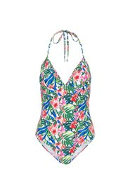 Swimsuit Tropical Print