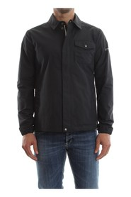 WOOLRICH PENN-RICH WYCPS0492 TASLAN SHIRT JKT JACKET AND JACKETS Men blue