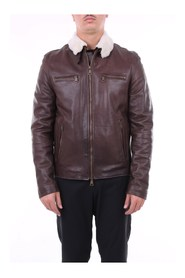 VEGETALEMAX Leather jacket