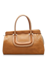 Everston Leather Handbag