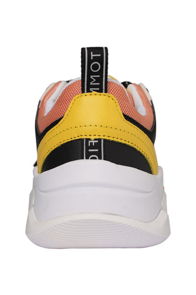 Tommy Hilfiger White Sneakers FW0FW04695 Sneakers - Wit