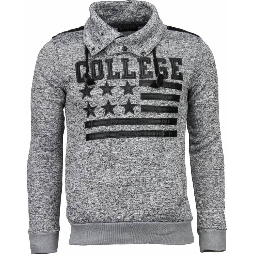Casual Hoodie College