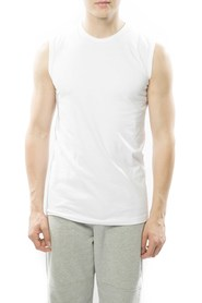 Slater Sleeveless t-shirt white