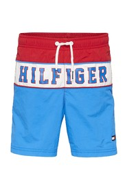 TOMMY HILFIGER UB0UB00168 MEDIUM DRAWSTRING swimsuit  sea and pool Boy BLUE RED