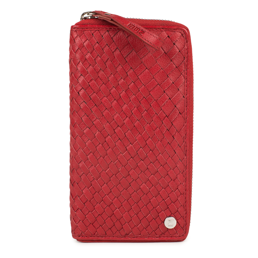 EMILY wallet red