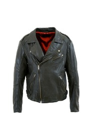 Cliff Biker Leather Jacket