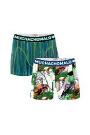 Muchachomalo Boxershorts Short Life Is a Glitch