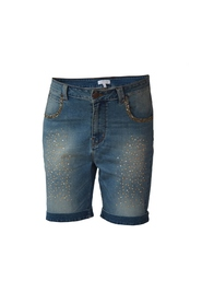 Blå Ane Mone denim Shorts