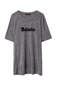 Ted Covi Voltaire Gothic T-Shirt