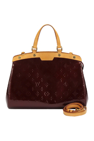 Pre-owned Vernis Brea MM Leather