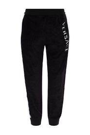 Velour sweatpants