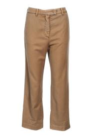 Hose aus Schurwolle