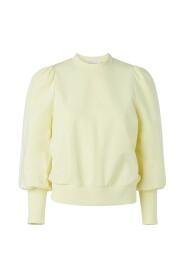 Oxford Sweatshirt Lemon