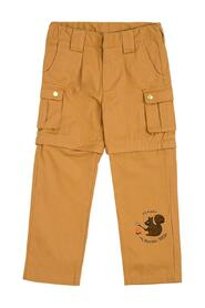 Cargo Pants with Print