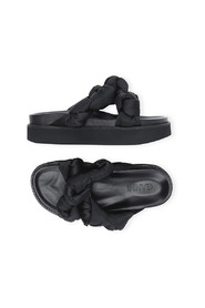 Mid Knotted Sandal