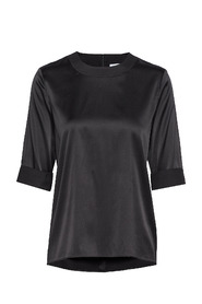 Silk Tee-Shirt Topp