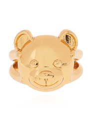 Ring with teddy bear