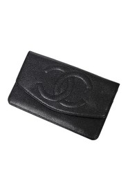 Big Flap Logo Wallet