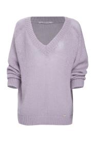 Sweter wełniany z moherem Tess 242