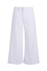 Gabardine Bukser