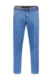 Blå  Rio Lett  Jeans
