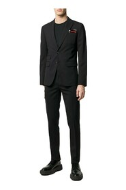 Single Breasted Tailored Suit