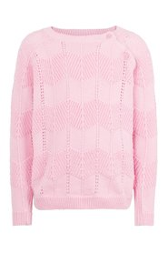 Pullover perforated