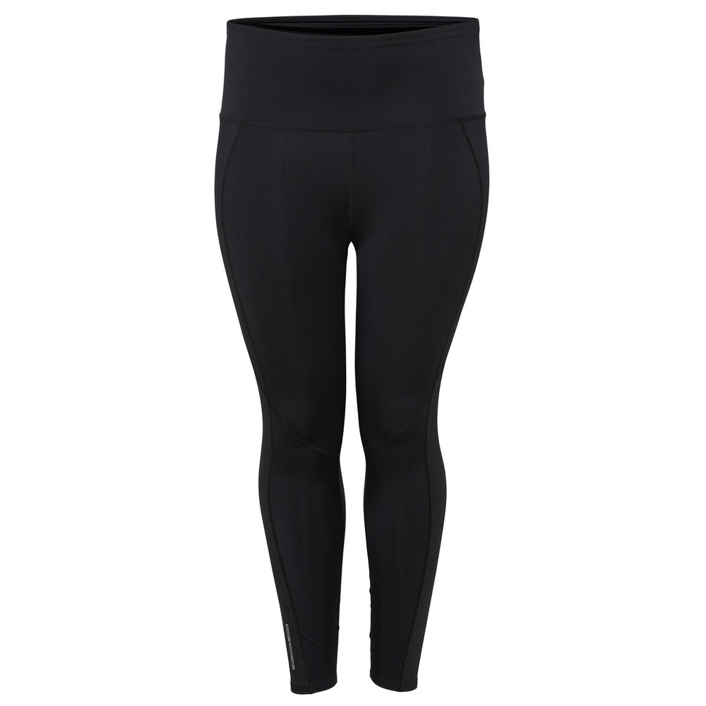 Sportlegging Curvy effen