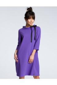 Sukienka wiązana pod szyją B070