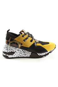 geel Steve Madden Cliff Yellow Multi veterschoenen