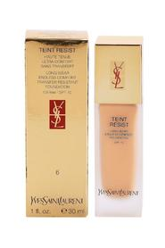 Yves Saint Laurent Teint Resist - Long Wear Endless Comfort SPF10 Transfer Resistant Foundation #6