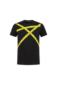 All Over Warning Tape T-shirt