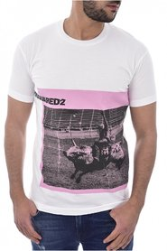 T-shirt printé logo S71GD0720