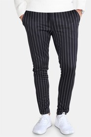 Only & Sons William Pinstriped Normal Pants Dark Navy