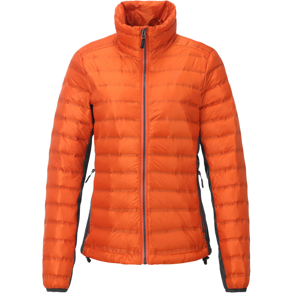 Tenson Iclyn DownJacket Orange Dam