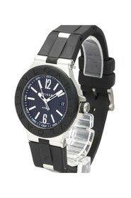Pre-owned Diagono Automatic Stainless Steel Men's Sports Watch DG40SV