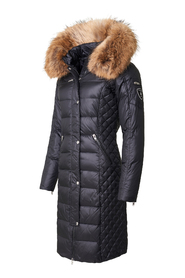 Beam Long - Detachable Raccoon Fur