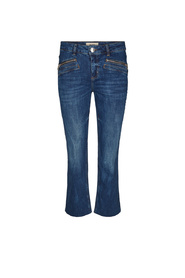 Simone Zip Long Jeans