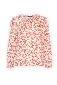 Offwhite Sisters Point Evie bluse