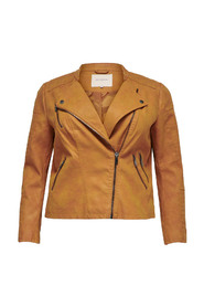 carAVANA FAUX LEATHER BIKER
