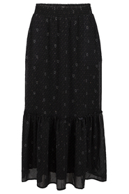 Paisley night gipsy skirt