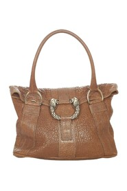 Pre-owned Leoni Leather Satchel